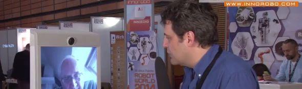 Salon InnoRobo 2014 - Journée 2 - Résumé Vidéo #1