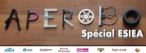 Aperobot Special  DTRE - ESIEA - 04 2014 - Bandeau #1