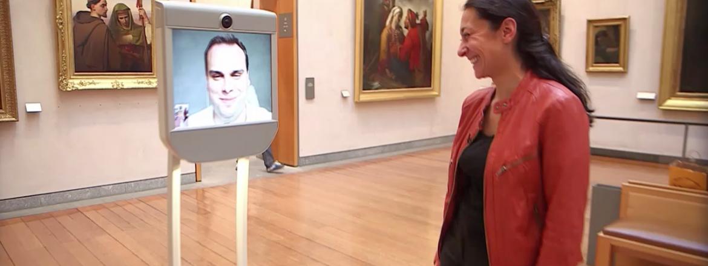 FutureMag - Emission 18 - Arte - Se téléporter grâce à un robot #1