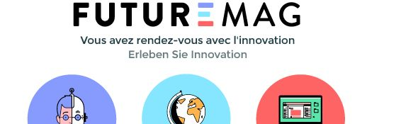 FutureMag - Emission - Arte - Logo - Bandeau #1
