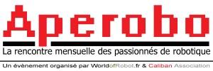 Apérobo 39 - Trente-neuvième Edition - La Rencontre mensuelle des passionnés de Robotique - Affiche #1