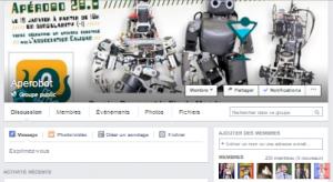 Apérobots - Page Facebook #1
