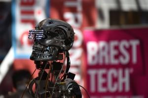 Apérobot 60 - Robot Humanoïde - Vladimir Kadir #1