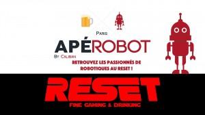 Apérobo 83 - Rencontre Robotique Mensuelle - Affiche #1 Big