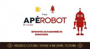 Apérobo 84 - Rencontre Robotique Mensuelle - Affiche #1 Medium