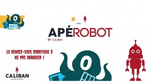 Apérobo 94 - Rencontre Robotique Mensuelle - Affiche #1