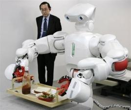 International Robot Exhibition Tokyo 2007