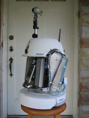 iRobot Create Challenge Personal Home Robot #2
