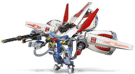 Lego Exo-Force Aero Booster