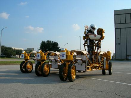 Nasa Chariot #1