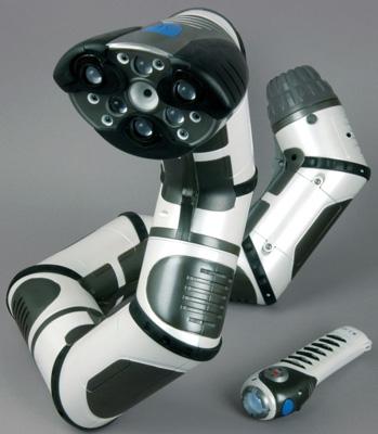 RoboBoa, le Robot Serpent de WowWee #1