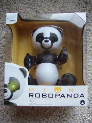 RoboPanda, le Panda Robotique Intéractif de WowWee #2
