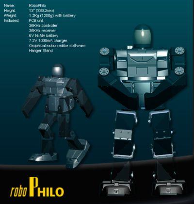 RoboPhilo #1