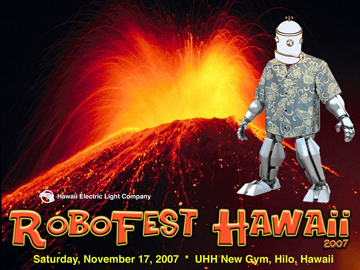 Hawaii RobotFest 2007