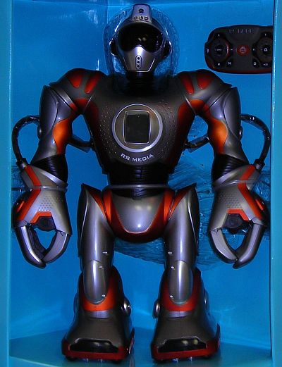 RoboSapiens RS Media WowWee #2