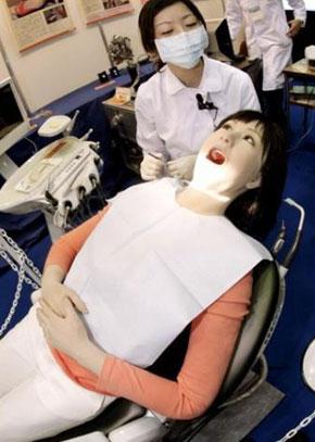 Simroid Robot Humanoïde #2