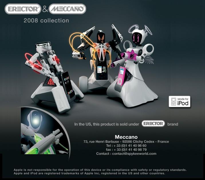 jouets robots robotique ludique robot blog page 7. Black Bedroom Furniture Sets. Home Design Ideas