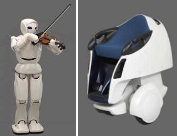 Toyota 2 nouveaux robots