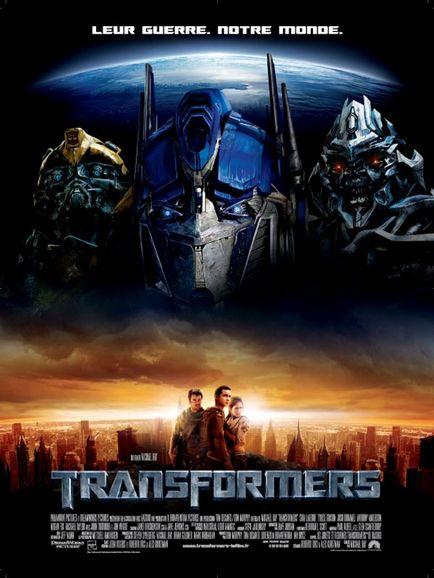 Le Film Transformers