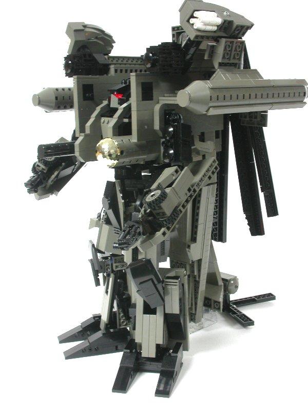 Transformers Decepticon Lego
