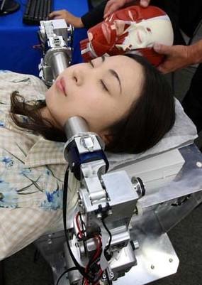 Robot Masseur Wao-1