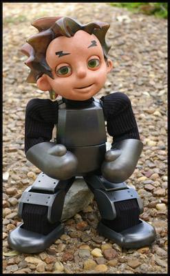 Zeno le Petit Robot