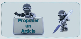 Proposez un article sur RobotBlog
